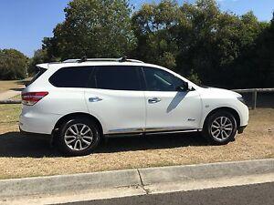 2015 Nissan Pathfinder St-l 4x4 hybrid Sunrise Beach Noosa Area Preview
