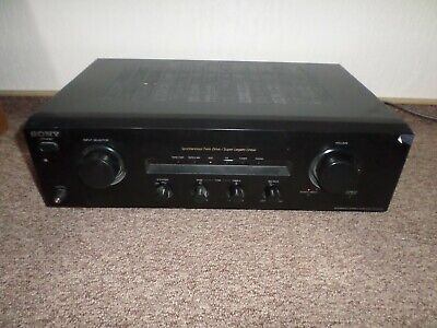 Used, SONY  Integrated  Stereo Amplifier TA-FE370 - Verstärker for sale  Shipping to Nigeria