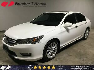 2013 Honda Accord Touring| Loaded| Leather| Navi| Tint|