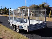 Tandem cage trailer (8 x 12) Warwick Southern Downs Preview