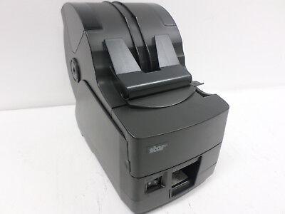 Star Tsp1000 Usb 203dpi High Capacity Thermal Receipt Printer Tsp1043u-24gry