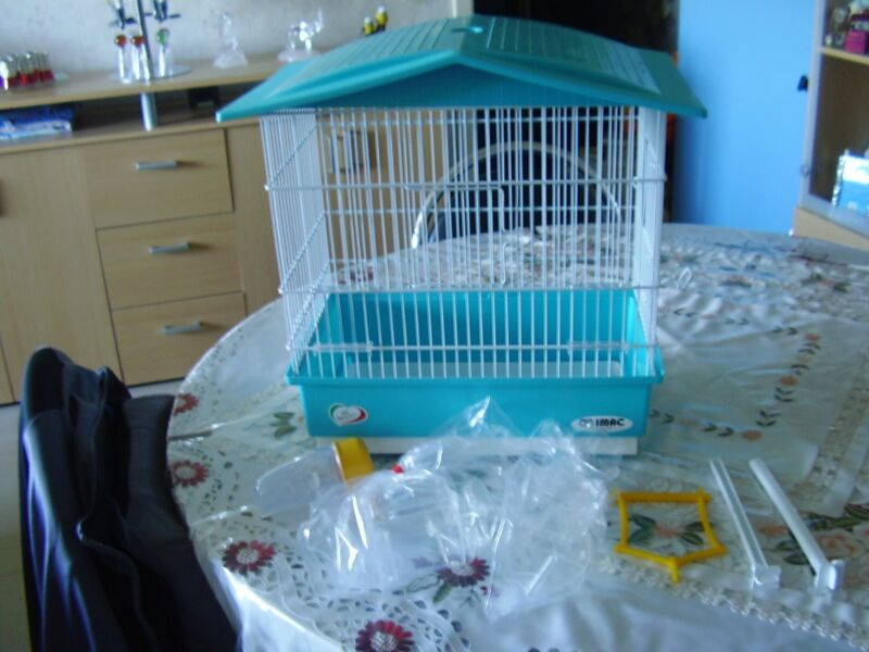 cage pour canaris neuf