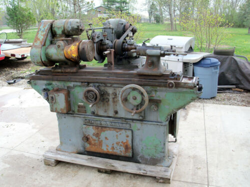 BROWN & SHARPE No.2 UNIVERSAL GRINDING MACHINE (ID/OD GRINDER)