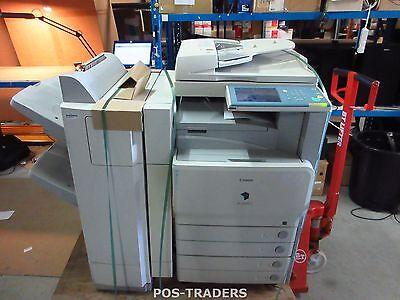 273796 P - CANON IR C3080I AIO MFP Color A3 Laser Printer Drucker Copier Scanner Aio Color Laser Drucker