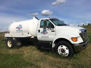 Business Opportunity! Septic Truck For Sale