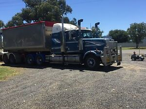Western Star Constellation Truck Ashley Moree Plains Preview