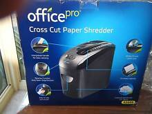 paper/cd/cr card shredder Woy Woy Gosford Area Preview