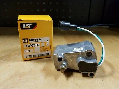 Genuine Caterpillar Cat 3208 Fuel Injector Pump Top Cover - 1w-7356 - New