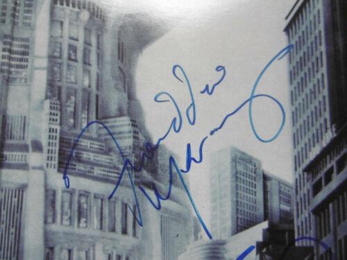 "Freddy Mercury ""Queen"" & Giorgio Moroder signed LP-Cover ""Metropolis"" Vinyl"