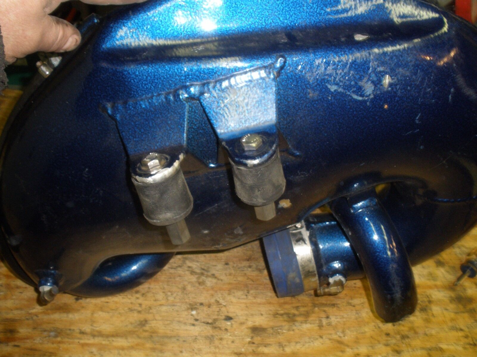 YAMAHA SUPERJET TYPE 8 FACTORY DRY PIPE EXHAUST PIPE | Shopping Bin -  Search eBay faster