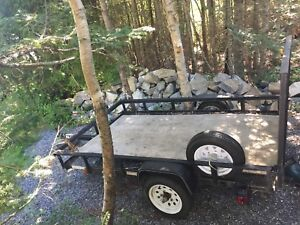 Utility trailer 5 by 8