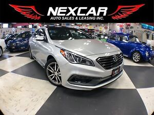 2015 Hyundai Sonata 2.0T LEATHER PANO/ROOF BACKUP CAMERA