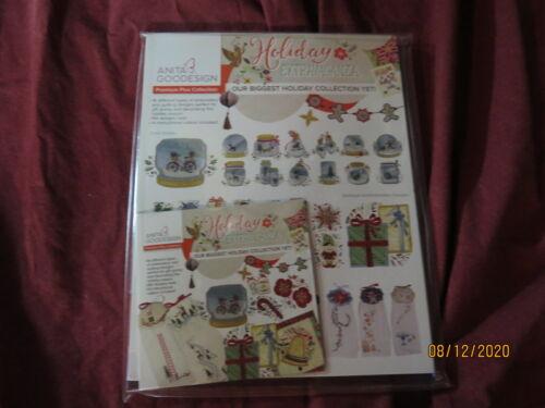 Anita Goodesign Premium Plus Collection Embroidery Design CD LT