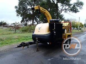 10 VERMEER BC1500XL DRUM WOOD BRUSH CHIPPER MULCHER WINCH BANDIT Austral Liverpool Area Preview