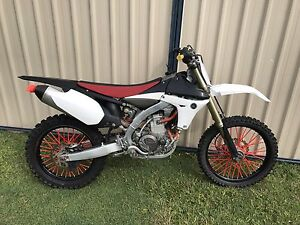 2011 Limited edition fuel injected Yamaha yz450f Bald Hills Brisbane North East Preview
