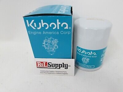 Genuine Kubota Fuel Filter Part 16631-43560 19090-55580 16631-99540 Hh166-43560