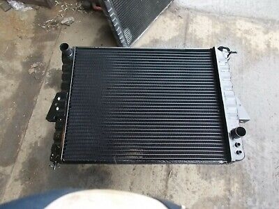 ROVER P5B  3.5 V8  RADIATOR RECORED