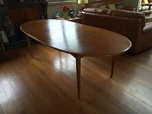 Chiswell 1970's Teak Extension Dining Table Padstow Bankstown Area Preview