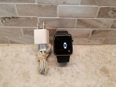 Apple Watch series 3 42mm 38mm GPS + 4G LTE Black Silver Gold Aluminum