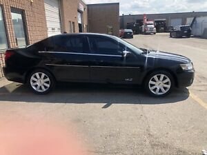 2008 Ford Lincoln MKZ