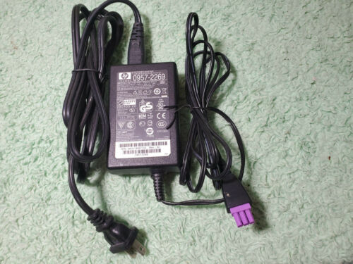 Genuine HP 0957-2269 AC Adapter Printer Power Supply