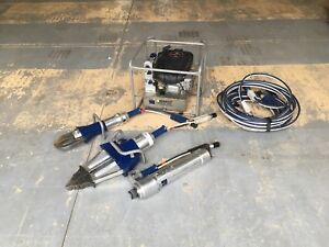 Hurst Jaws Of Life Set **PRICE IS NEGOTIABLE** Lightly Used