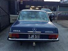1975 Mercedes-Benz 280 Sedan Oak Park Moreland Area Preview