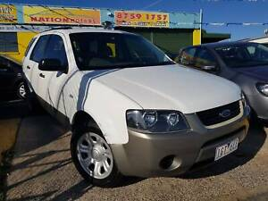 2006 Ford Territory TX (Incl.Rego/RWC/Warranty) Dandenong Greater Dandenong Preview