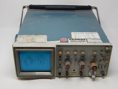 Vintage Tektronix Model 2215 Analog Oscilloscope 60mhz R20063