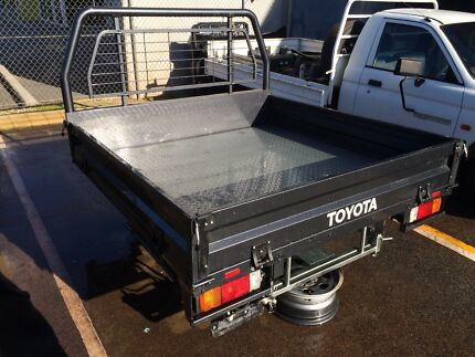 Landcruiser Dualcab Heavy Duty Steel Tray