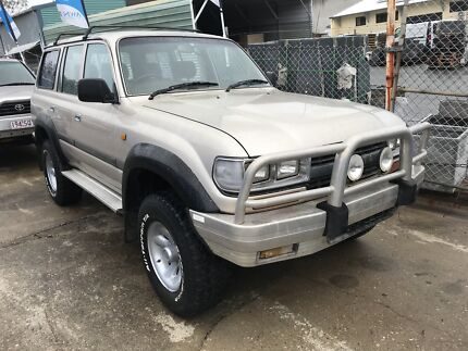 1993 Toyota landcruiser gxl auto wagon Clontarf Redcliffe Area Preview