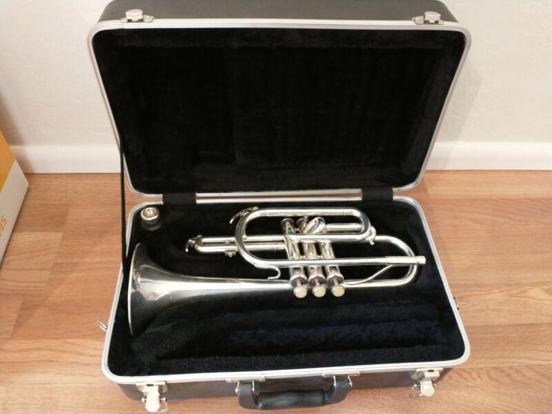 Yamaha YCR 231S Silver Cornet / Trumpet