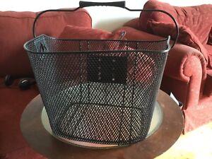 Bike front basket