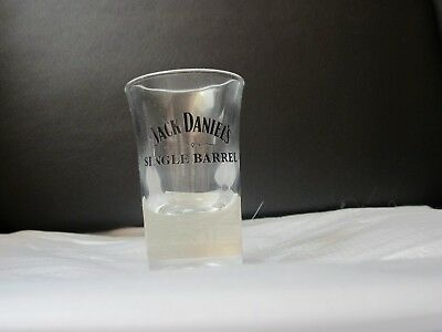 JACK DANIELS - SINGLE BARREL - FLARED SHOT GLASS for sale  Shipping to Canada