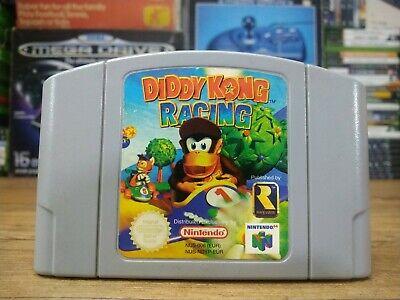 Diddy Kong Racing - N64 Nintendo 64 Game - Cart Only - UK PAL