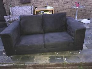 Free 2 seater sofa Westmeadows Hume Area Preview