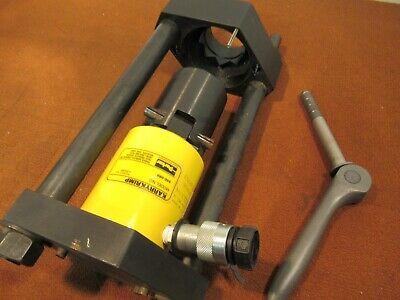Kerry Krimp Model 82c-080 Hydraulic Hose Crimping Machine