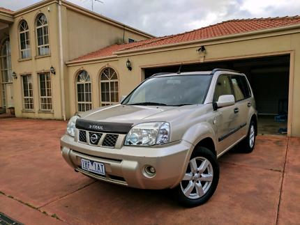 Nissan xtrail 4x4  ST Auto 2005