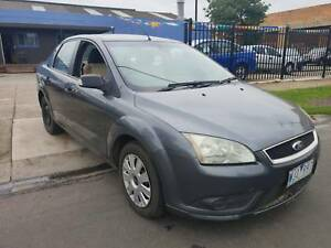 2007 Ford Focus AUTO West Footscray Maribyrnong Area Preview