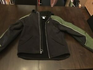 Corazzo riding jacket