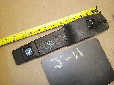 1978 1979 80 TRANS AM FIREBIRD NOVA MONTE BLACK FEMALE SEAT BELT BUCKLE SHEATH ! Nova Seat Belt Buckle