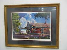 """A48019 Limited Framed Print """"Island Of Time"""" M Alexander Turnage Unley Unley Area Preview"""