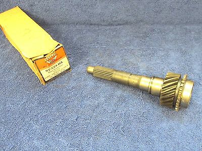 1958 FORD 6 CYLINDER 223ci  TRANSMISSION WITHOUT O.D.  MAIN DRIVE GEAR  NEW 417