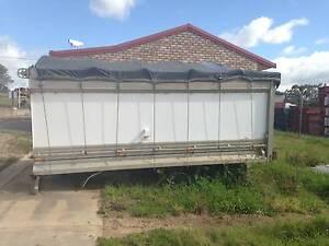 Sheppard 4.1 metre aluminium tipper body Tenterfield Tenterfield Area Preview
