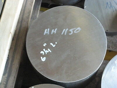 17-4 Hh Stainless Steel Round Stock Anneald - 9 Diameter X 6 34 Long