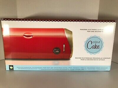 Cricut Cake Die Cutting Machine NEW IN OPENED BOX, used for sale  Shipping to Nigeria