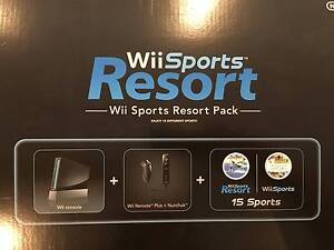 As new! Nintendo Wii console, Wii Fit Board, Zumba plus games Glen Huntly Glen Eira Area Preview