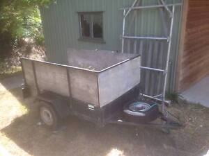 Trailer with High Side Panels 2.1 x 1.35 ms Kingston Beach Kingborough Area Preview