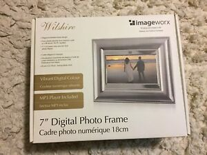 Digital Picture Frame Colour NEW