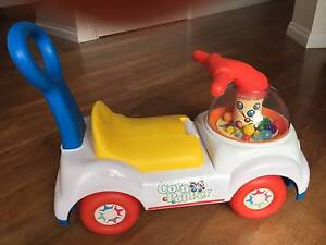 TODDLER FISHER-PRICE CORN POPPER RIDE ON CAR Sunbury Hume Area Preview